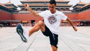 Ronaldo in China voor Nike (maar ook voor Juve rinkelt kassa)