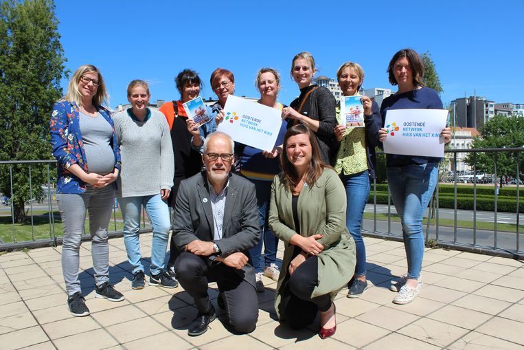 Het Netwerk Huis van het kind organiseert een Gezinsdag in Oostende