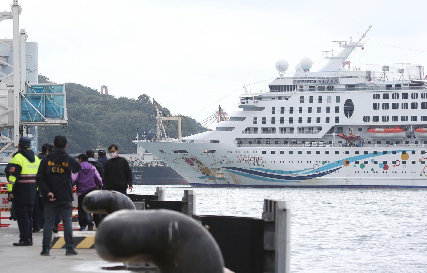 Plusieurs navires ont été refusés d'accoster de peur que se répande le coronavirus