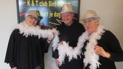 Ludieke modeshow voor Kom op tegen Kanker