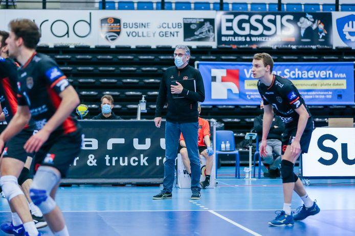 "Coach Jan Van Huffel: ""Haasrode-Leuven was net dat tikkeltje beter."""