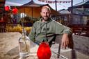 Leander Willemstein, restauranteigenaar RAW, is niet blij met de aangescherpte coronamaatregelen.
