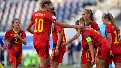 Droomavond: Red Flames eten Roemenië met huid en haar op na hattrick Wullaert, grote rivaal Zwitserland laat punten liggen