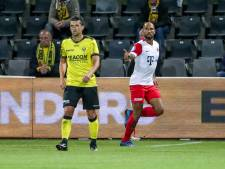 Klaiber wil bij FC Utrecht blijven: 'Er is hier zo veel moois gaande'