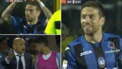Atalanta-speler zet dankzij eenvoudig gebaar coach tegenstander flink voor schut