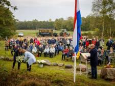 Veel belangstelling voor herdenking 'Zes van Kallenkote'