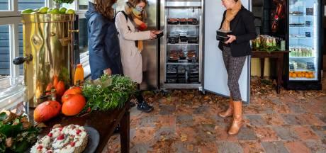Eten halen, maar dan anders: 'Het eten is warm, dan kunnen de mensen het op straat of thuis meteen opeten'
