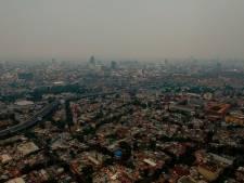 Nuage de pollution à Mexico, les écoles fermées