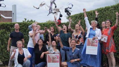 Sociaal Huis, KVLV, Femma, Markant en TVDK geven aftrap van nieuwe borstkankercampagne