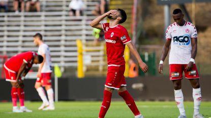 VIDEO. Een wonder: Antwerp speelt Kortrijk met dozijn kansen helemaal tureluurs maar strandt op scoreloos gelijkspel
