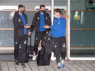 Club Brugge alweer op Belgische grond na triomf in Rusland: selectie om 3u15 geland in Oostende