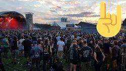 """Graspop stevent af op topjaar: """"F*ck terreur, hier is het feest"""""""