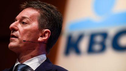 KBC boekt 556 miljoen euro nettowinst in eerste kwartaal