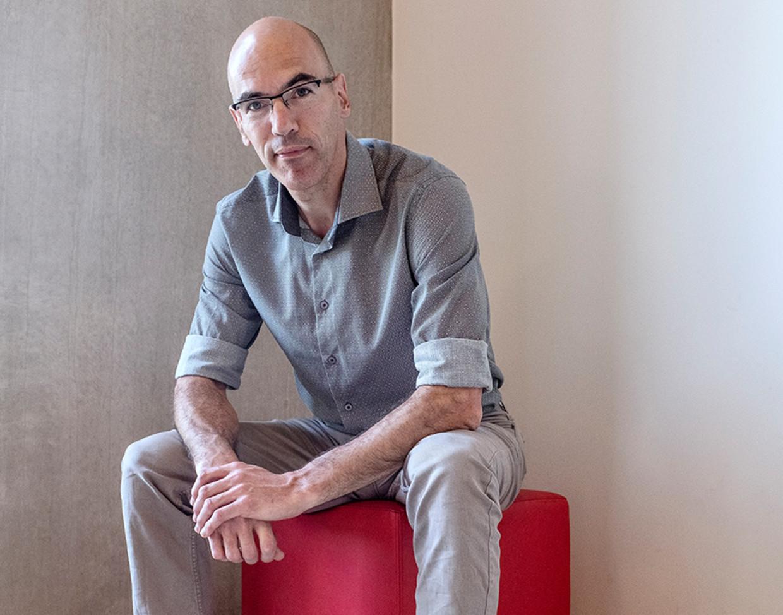 Bart Verheggen, docent aard- en klimaatwetenschappen aan Amsterdam University College.
