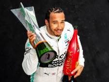Hamilton: Mijn rijstijl aangepast om hier succes te boeken