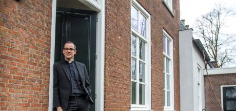 Pastoor Sascha Steijaert op 7 februari geïnstalleerd in Asten