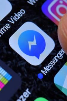Facebook Messenger est en panne