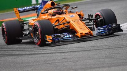 Overzicht: de prestaties van Stoffel Vandoorne bij McLaren