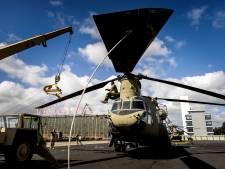 Dit is waarom er vandaag legerhelikopters boven Dordrecht vliegen