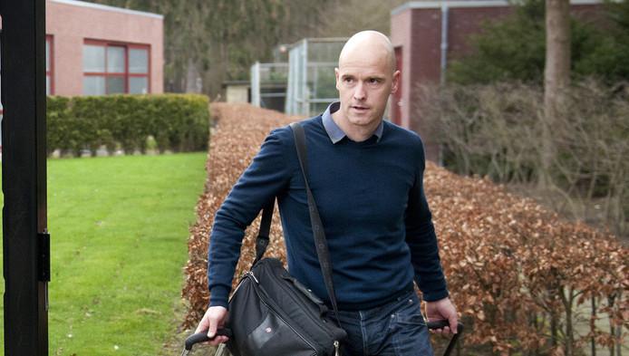 Ten Hag Blijft Inspirererende Guardiola Trouw Buitenlands