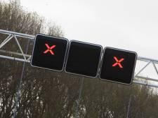 A8 komende vier weken dicht, reistijd kan oplopen met een uur