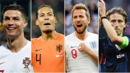 België wordt ploeg vol dertigers op EK 2021, maar hoe liggen de kaarten bij de concurrenten?
