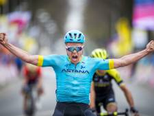 Deense wielrenner Valgren vindt onderdak bij Education First