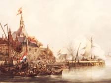 Napoleon kwam naar Dordrecht maar zette geen voet aan wal