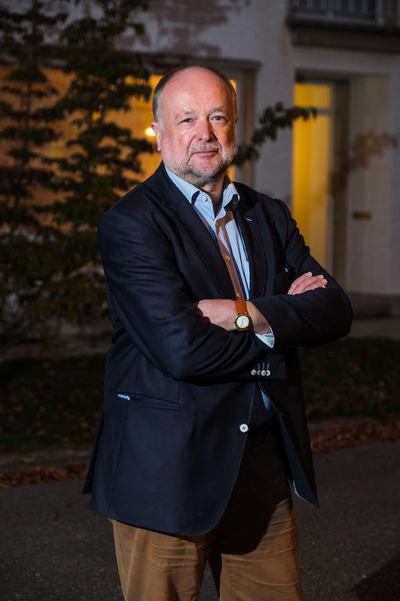 Oud-burgemeester Luc Vuylsteke de Laps wordt opnieuw schepen.
