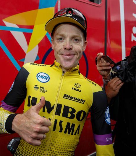 Kruijswijk als kopman van Jumbo-Visma naar Vuelta: 'Goede kans op podium'