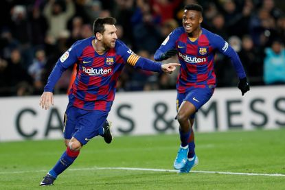 FC Barcelona komt onder Setién pas los na rood Granada