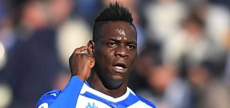 'Brescia ontslaat Balotelli'