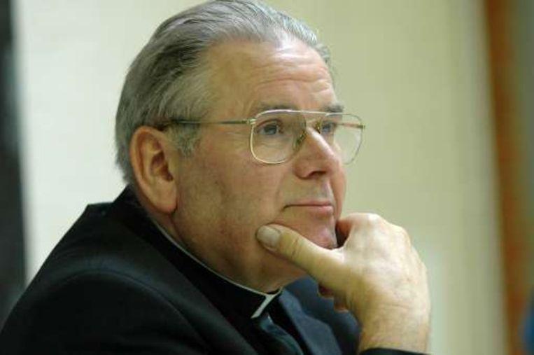 Monseigneur Roger Vangheluwe (foto: MAENHOUDT)