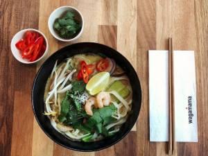Wagamama, la chaîne de cuisine asiatique, arrive à Bruxelles