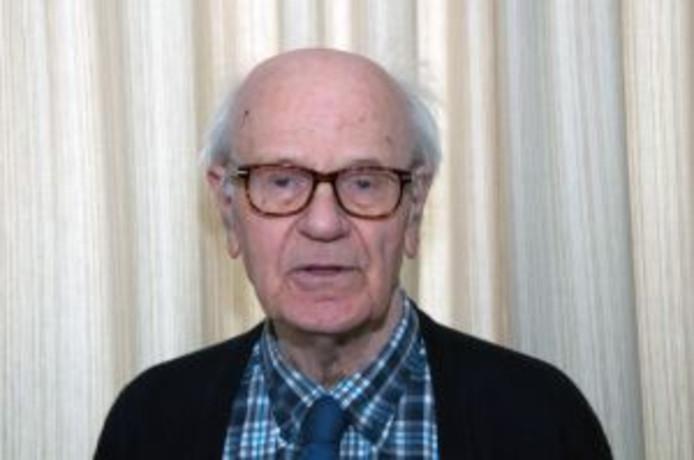 Pastoor Jacques Verhees.