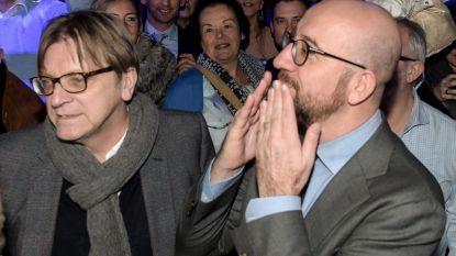 Michel, Verhofstadt of geen van de twee? EU-leiders hakken knopen door over topjobs