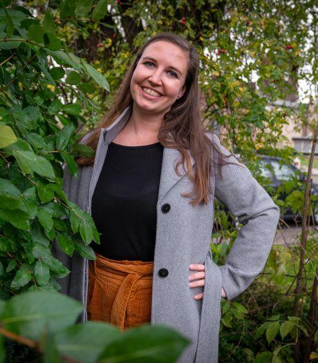 Huissense Laura wil Sigrid Kaag achterna: 'Wil je grote dingen veranderen, dan moet je dat doen in de politiek'