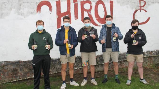 Chirojongens lanceren met Sint-Nico hun eigen bier