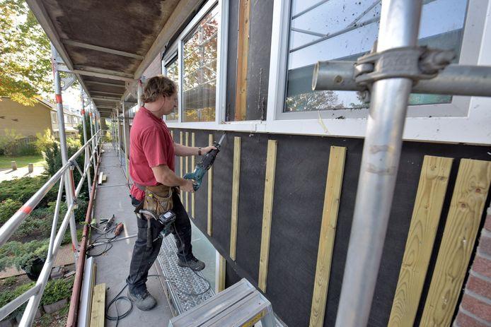 De gemeente Breda denkt aan een lening voor het isoleren van de eigen woning.