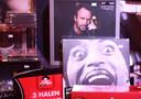 Vinyl te koop tijdens Top 2000 Live Café
