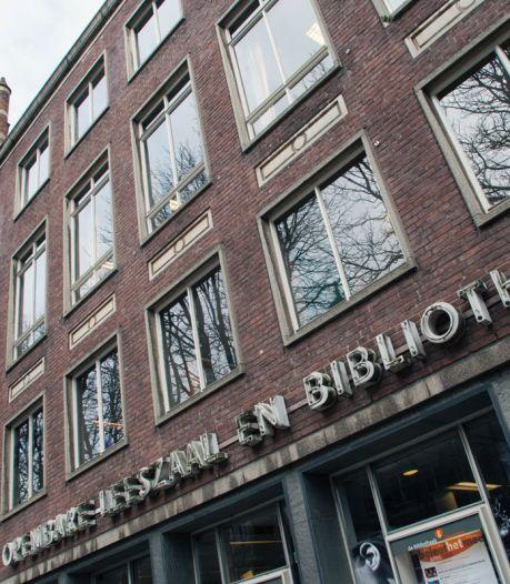 Fietersbond: gebruik voormalige bieb aan Deventer Brink als fietsenstalling