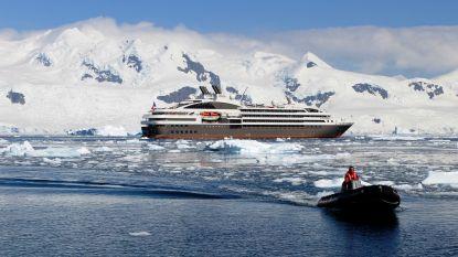 Cruisetoeristen kunnen legendarische Belgica-expeditie naar Antarctica herbeleven