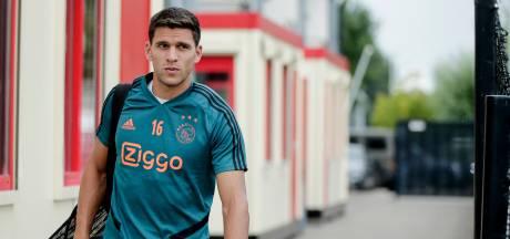 Ajax verhuurt Magallán aan Deportivo Alavés