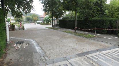 Kruispunt Hoge Heirweg-Golflaan aangepakt