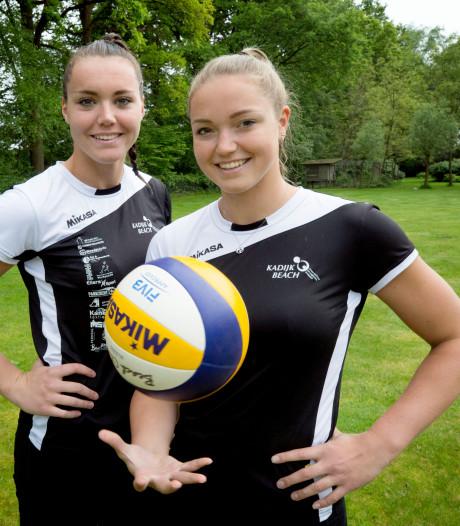Kans op 'Sister Act' tussen Emi en Mexime van Driel in Breda: 'We spelen natuurlijk liever niet tegen elkaar'