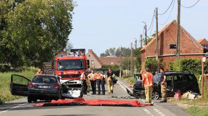 Vrouw (25) sterft na zwaar ongeval