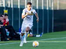 Karami maakt officieus debuut voor NAC: 'Het ging best lekker'
