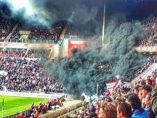 Officier eist taakstraf tegen man uit Eindhoven voor rookpotten-incident PSV