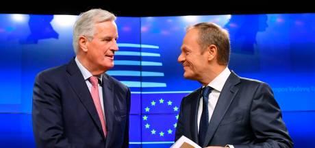 Principeakkoord tussen Engeland en EU over toekomstige relatie na brexit