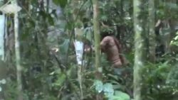 Intrigerende beelden: deze man leeft al meer dan 22 jaar in z'n eentje in het Amazonewoud, nadat zijn naasten uitgemoord werden